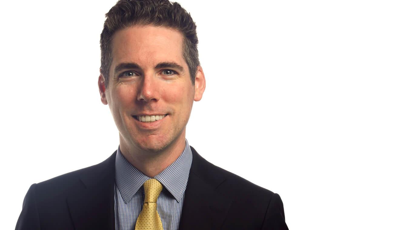 Headshot of Cantus Executive Director Joseph Heitz